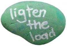 lighten the load